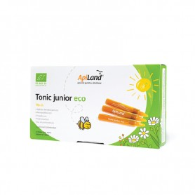 Tonic Junior Bio, 10 Fiole x 12g Apiland