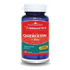 Quercetina + Zinc, 60 cps Herbagetica