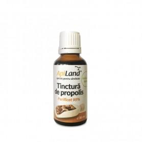 Tinctura de propolis purificat 95%  SPRAY 30ml Apiland