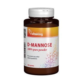 D-Manoza Pulbere, 100g Vitaking