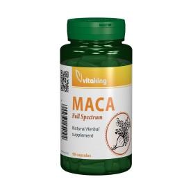 Maca, 500Mg 90 capsule Vitaking