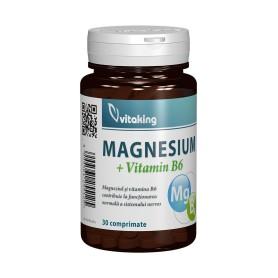 Magne B6 Vitaking - 30 comprimate