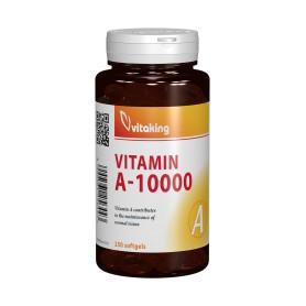 Vitamina A, 10000UI 250 capsule Vitaking