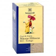 Ceai de Macese si Hibiscus, Bio 18 plicuri Sonnentor