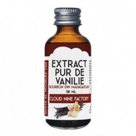 Extract Pur de Vanilie de Madagascar, 50ML Cloud Nine Factory