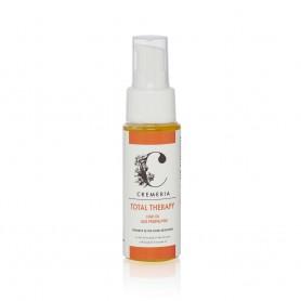 TOTAL THERAPY HAIR OIL - Tratament de Par pentru Regenerare 100 ml Cremeria