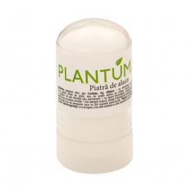 Deodorant Piatra de Alaun 55g Plantum