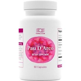 Pau D'Arco, Scoarta de Arborele Furnicilor, 90 capsule Provita