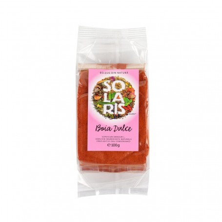 Condiment Boia Dulce Solaris - 100 g