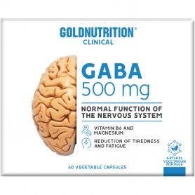 GABA 60CPS -GOLDNUTRITION