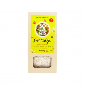 Porridge Banane si Capsuni Solaris - 120 g