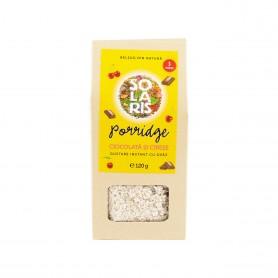 Porridge Ciocolata si Cirese Solaris - 120 g