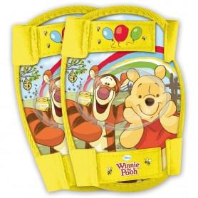 Set protectie Cotiere Genunchiere Winnie The Pooh  Disney Eurasia 35401 Initiala