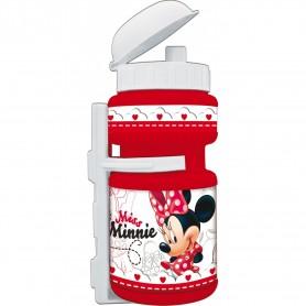 Sticla apa Minnie Disney Eurasia 35622 Initiala