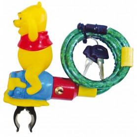 Sistem antifurt Winnie the Pooh Disney Eurasia 35045 Initiala