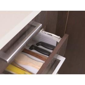 Set sistem de siguranta pentru sertarele inferioare BebeduE 1327 Gri