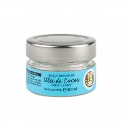 ULEI DE COCOS (PRESAT LA RECE) 40ML SOLARIS