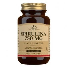 Spirulina, 750Mg 80 capsule Solgar