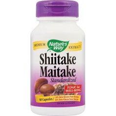 SHIITEKE MAITAKE 60CPS