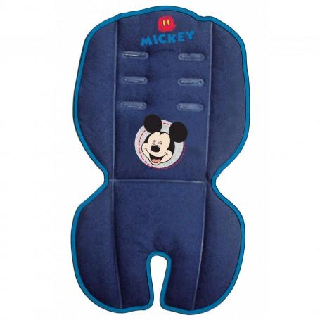 Perna pentru carucior si scaun auto Mickey Disney Eurasia 31406 Initiala