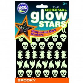 Stickere infricosatoare fosforescente The Original Glowstars Company B8004 Initiala