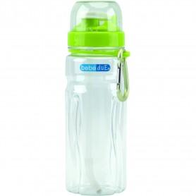 Recipient lichide din Tritan 500 ml BebeduE 80128 Transparent