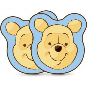 Set 2 parasolare Winnie the Pooh Disney Eurasia 28115 Initiala