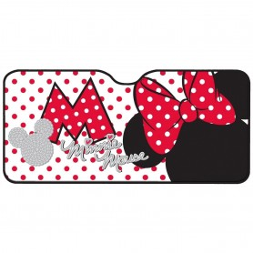 Parasolar pentru parbriz Minnie Disney Eurasia 26061 Initiala