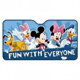 Parasolar pentru parbriz Mickey and Friends Disney Eurasia 26063 Initiala