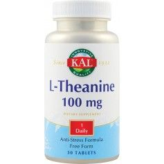 L-THEANINE 100MG 30CPR