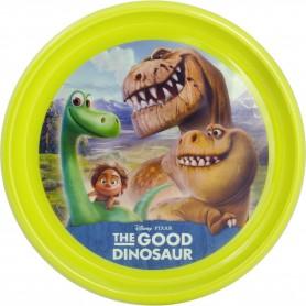 Farfurie plastic Bunul Dinozaur Lulabi 8005901 Verde