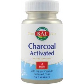 CHARCOAL ACTIVATED 50CPS