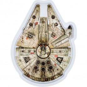 Farfurie melamina Star Wars Millennium Falcon Lulabi 8340400-M Initiala