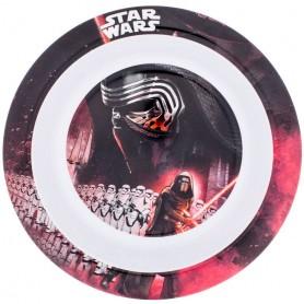 Farfurie adanca melamina Star Wars Lulabi 8340202 Initiala