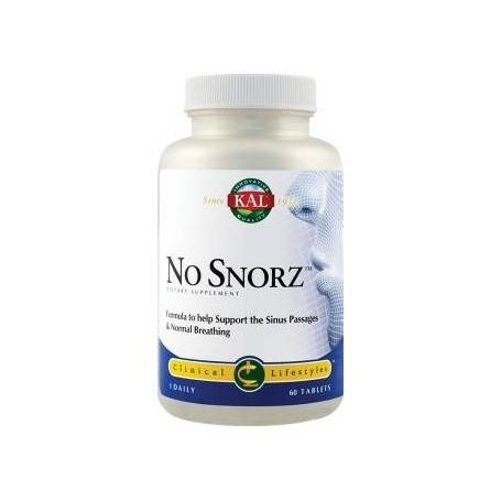 NO SNORZ 60CPR