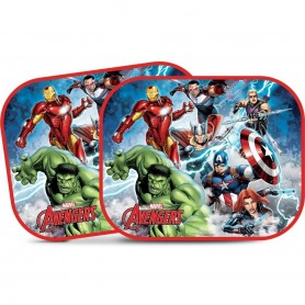 Set 2 parasolare Avengers Eurasia 28036 Initiala