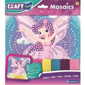 Kit Mozaic Zana Brainstorm Toys C7051 Initiala
