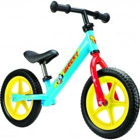 Bicicleta fara pedale 12 Mickey Seven SV9902 Initiala