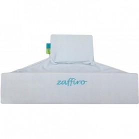 Suport de dormit Velur Womar Zaffiro AN-OT-VL01 Albastru