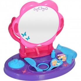 Masuta pentru coafat Princess Maya and Friends Ucar Toys UC129 Initiala