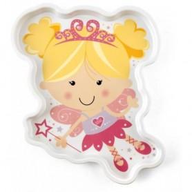 Farfurie melamina Fairy Tales - Fairy Lulabi 7945400 Initiala
