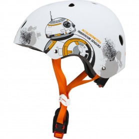 Casca de protectie Skate Star Wars BB8 Seven SV9022 Initiala