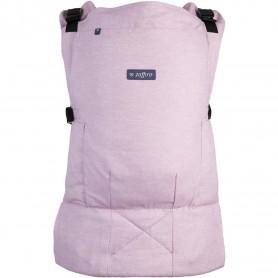 Marsupiu ergonomic ajustabil Smart N26 Womar Zaffiro 3-Z-NE-N26 Melange pink