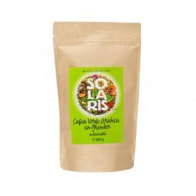 Cafea Verde cu Ghimbir, Macinata 250g Solaris