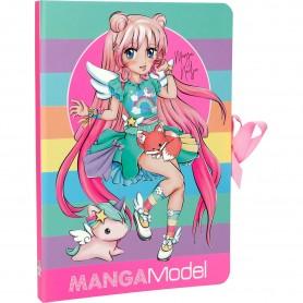 Agenda Design 2 Model Manga Depesche PT6584 Initiala