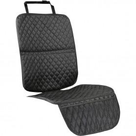 Protectie scaun auto  Tuloko TL0011 Negru