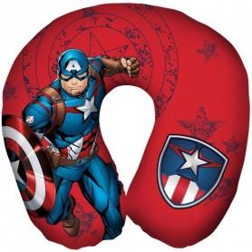 Perna gat Captain America Eurasia 25460 Rosu