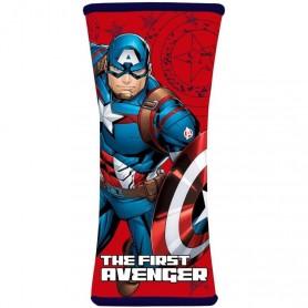 Protectie centura de siguranta Captain America Eurasia 25461 Rosu