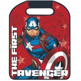 Aparatoare pentru scaun Captain America Eurasia 25462 Rosu