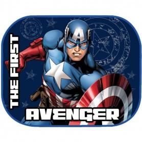 Set 2 parasolare Captain America Eurasia 25470 Initiala